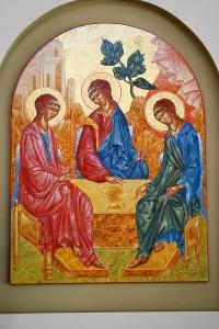 Trinity - Andrei Rublev 1411