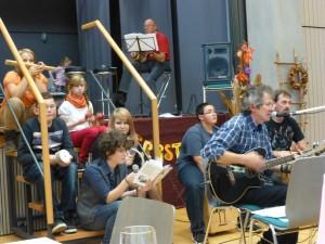 GL singt mit dem Publikum