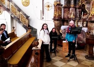 Taufe in Wittzighausen März 2018