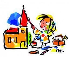 Kinderkirche Bild 1
